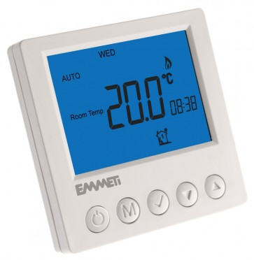 Emmeti Programmable Thermostat 230V