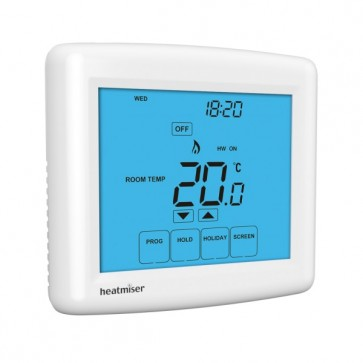 Heatmiser TouchScreen Programmable Thermostat 230V
