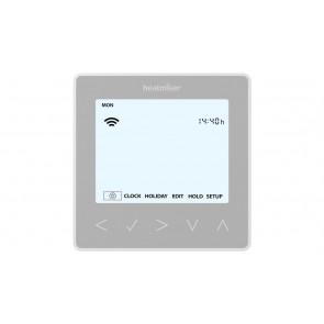 Heatmiser NeoStat-HW Hot Water Programmer 230V - Silver