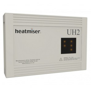 Heatmiser UH2 Wiring Centre 4 Zone 230V