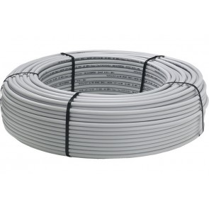 PERT-AL-PERT Multilayer Underfloor Heating Pipe 2 x 16mm x 100m Coil